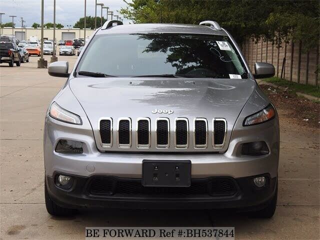 Used 2018 JEEP CHEROKEE BH537844 for Sale