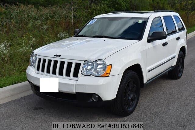 Used 2010 JEEP GRAND CHEROKEE BH537846 for Sale