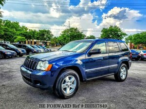 Used 2009 JEEP GRAND CHEROKEE BH537849 for Sale