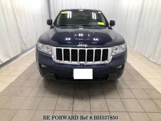 Used 2012 JEEP CHEROKEE BH537850 for Sale