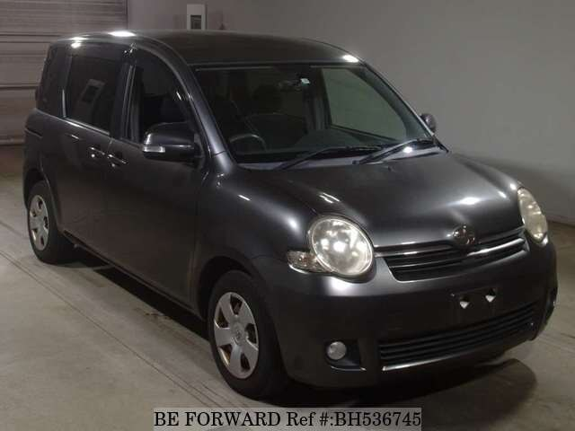 Used 2007 TOYOTA SIENTA BH536745 for Sale
