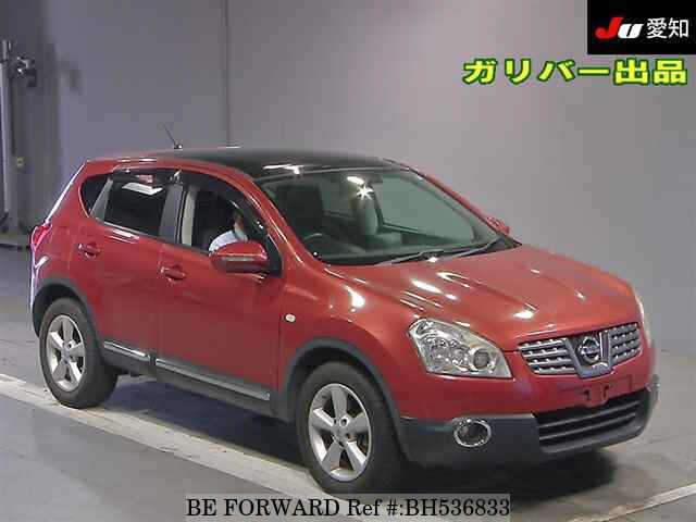 Used 2007 NISSAN DUALIS BH536833 for Sale