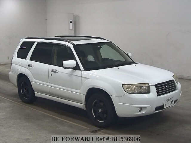 Used 2005 SUBARU FORESTER BH536906 for Sale