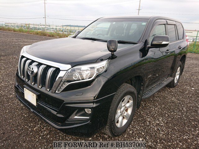Used 2015 TOYOTA LAND CRUISER PRADO BH537003 for Sale