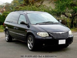 Used 2005 CHRYSLER GRAND VOYAGER BH538578 for Sale
