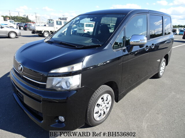 Used 2012 TOYOTA VOXY BH536802 for Sale