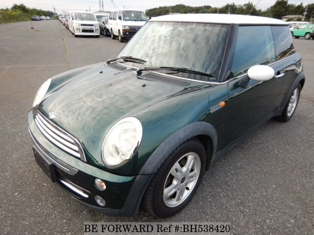 Used 2005 BMW MINI BH538420 for Sale