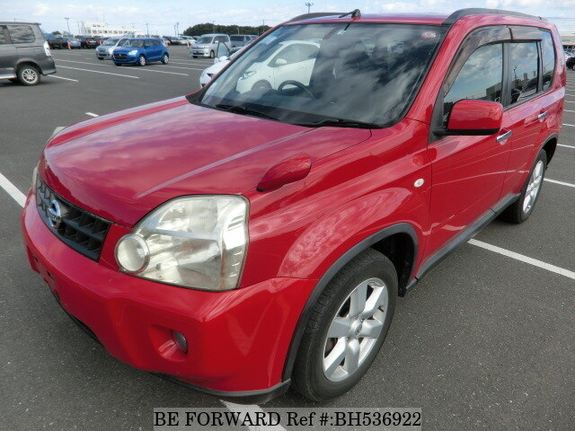 Used 2008 NISSAN X-TRAIL BH536922 for Sale