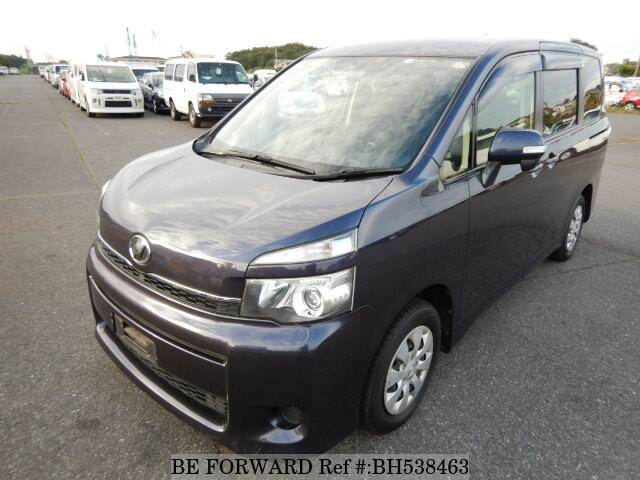 Used 2012 TOYOTA VOXY BH538463 for Sale