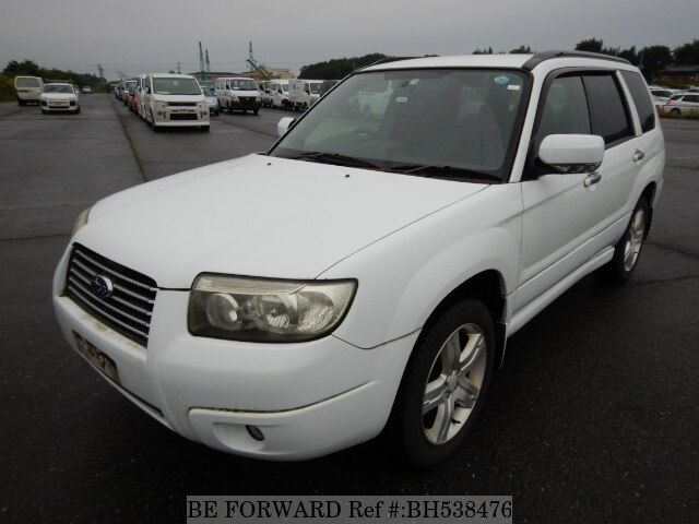 Used 2005 SUBARU FORESTER BH538476 for Sale