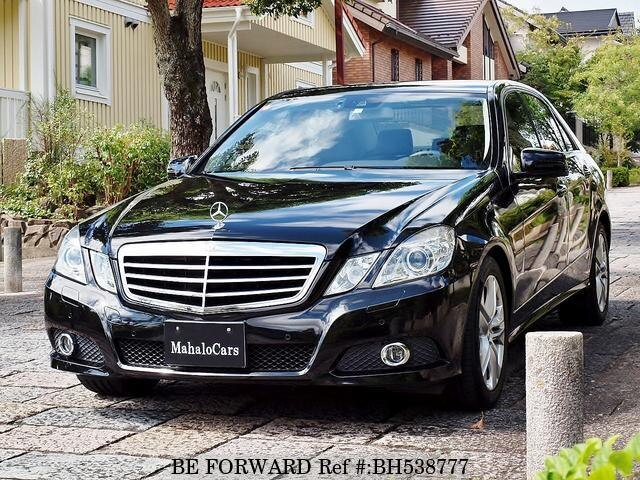 Used 2009 MERCEDES-BENZ E-CLASS BH538777 for Sale