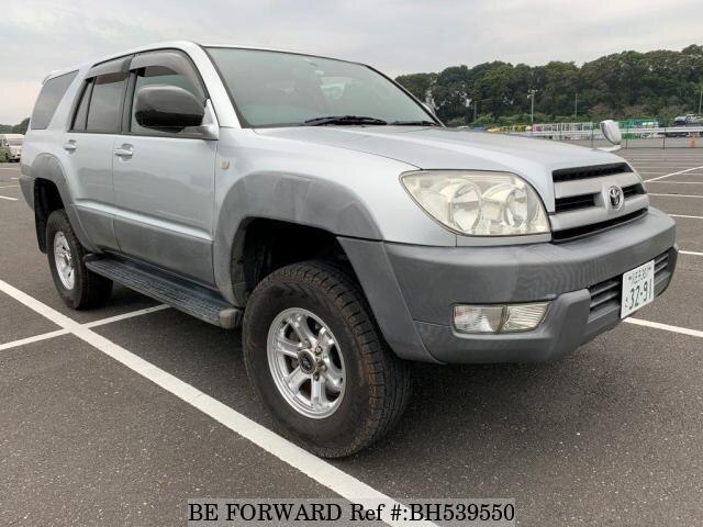 Used 2003 TOYOTA HILUX SURF BH539550 for Sale