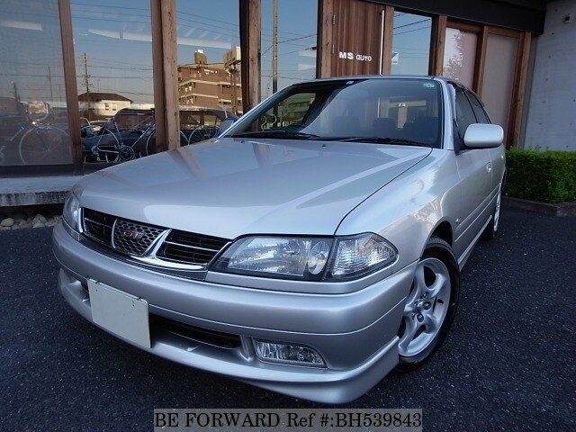 Used 1999 TOYOTA CARINA BH539843 for Sale