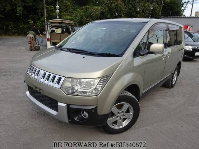 Used 2009 MITSUBISHI DELICA D5 BH540572 for Sale