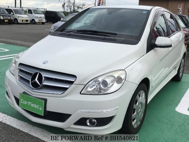 Used 2009 MERCEDES-BENZ B-CLASS BH540821 for Sale