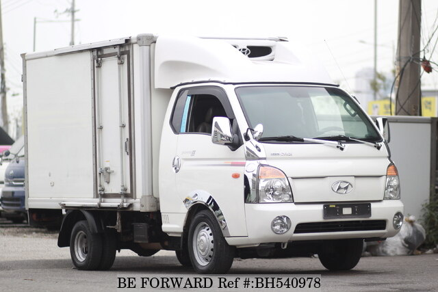 Used 2012 HYUNDAI PORTER BH540978 for Sale