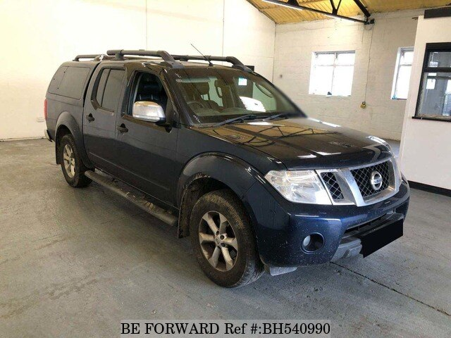 Used 2011 NISSAN NAVARA BH540990 for Sale