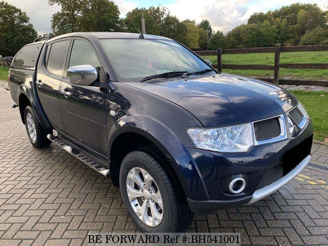 Used 2013 MITSUBISHI L200 BH541001 for Sale