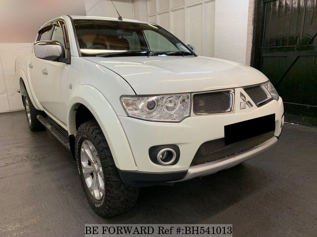 Used 2013 MITSUBISHI L200 BH541013 for Sale