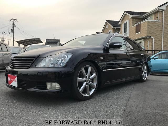 Used 2007 TOYOTA CROWN BH541051 for Sale