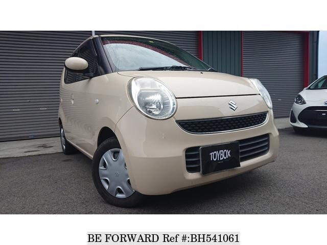 Used 2007 SUZUKI MR WAGON BH541061 for Sale