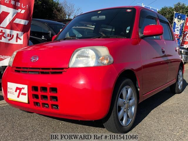 Used 2007 DAIHATSU ESSE BH541066 for Sale