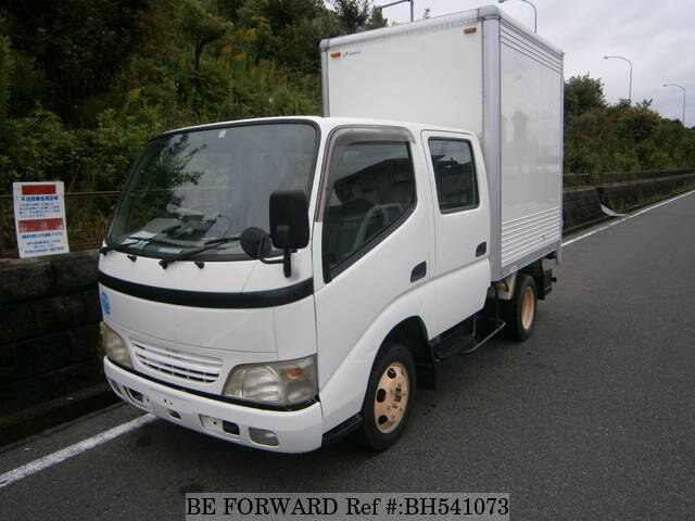 Used 2005 TOYOTA DYNA TRUCK BH541073 for Sale