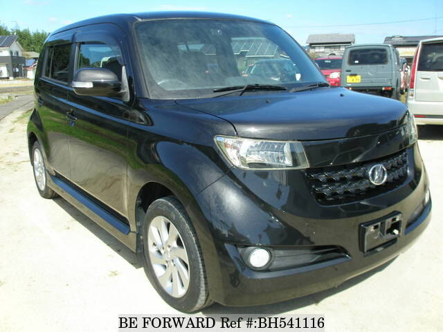 Used 2009 TOYOTA BB BH541116 for Sale