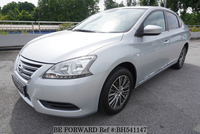 Used 2015 NISSAN SYLPHY BH541147 for Sale