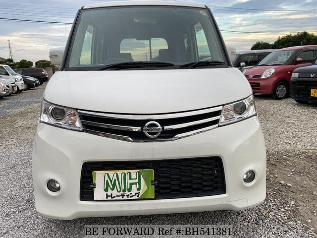 Used 2010 NISSAN ROOX BH541381 for Sale