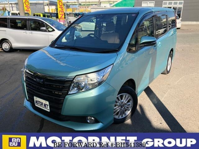 Used 2015 TOYOTA NOAH BH541389 for Sale