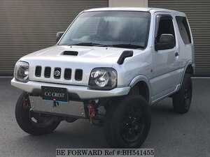 Used 1999 SUZUKI JIMNY BH541455 for Sale