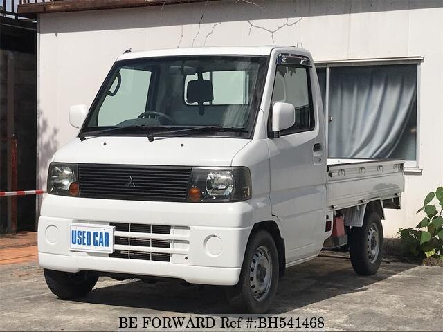 Used 2003 MITSUBISHI MINICAB TRUCK BH541468 for Sale