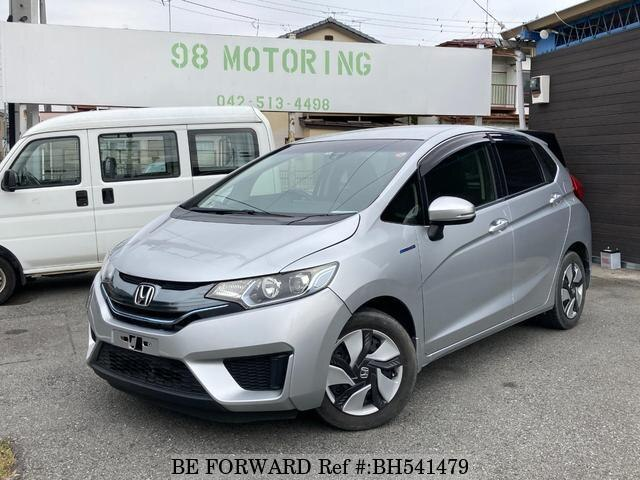 Used 2014 HONDA FIT HYBRID BH541479 for Sale