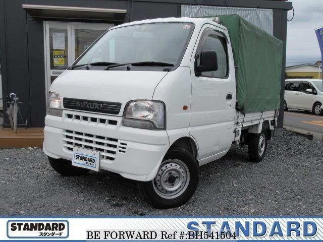 Used 2001 SUZUKI CARRY TRUCK BH541504 for Sale