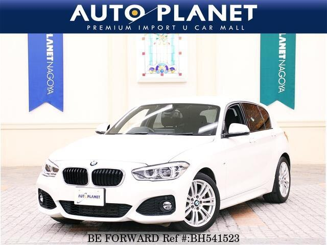 Used 2016 BMW 1 SERIES BH541523 for Sale
