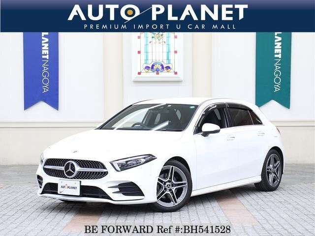 Used 2018 MERCEDES-BENZ A-CLASS BH541528 for Sale