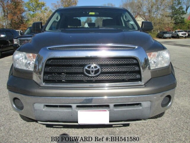 Used 2008 TOYOTA TUNDRA BH541580 for Sale