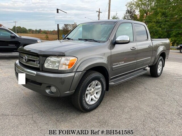 Used 2006 TOYOTA TUNDRA BH541585 for Sale