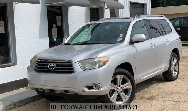 Used 2009 TOYOTA HIGHLANDER BH541591 for Sale