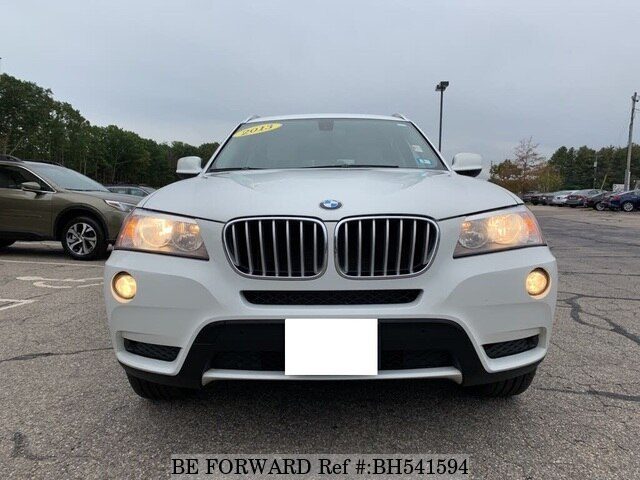 Used 2013 BMW X3 BH541594 for Sale