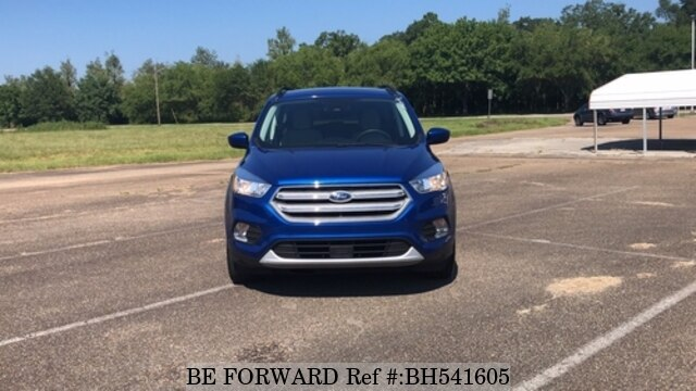 Used 2018 FORD EDGE BH541605 for Sale