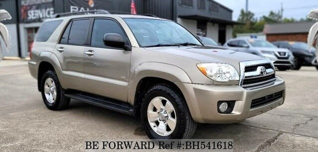 Used 2007 TOYOTA 4RUNNER BH541618 for Sale