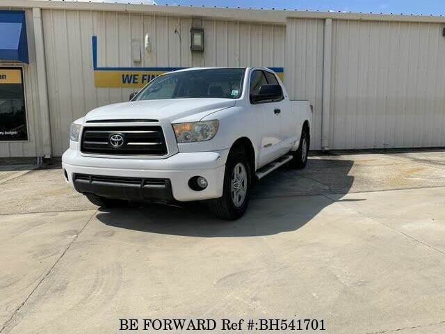 Used 2010 TOYOTA TUNDRA BH541701 for Sale