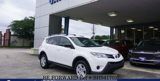 Used 2015 TOYOTA RAV4 BH541703 for Sale