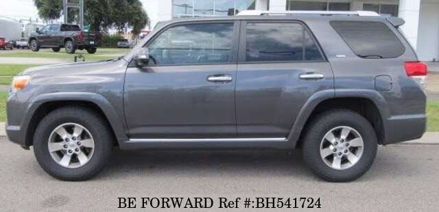 Used 2011 TOYOTA 4RUNNER BH541724 for Sale