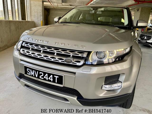 Used 2014 LAND ROVER RANGE ROVER EVOQUE BH541740 for Sale