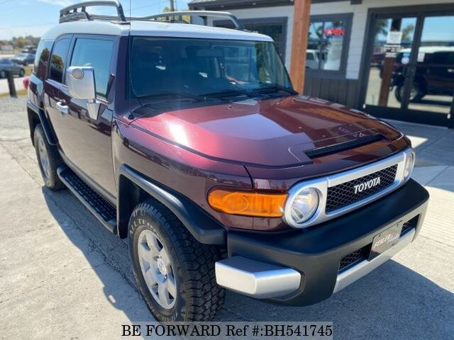 Used 2007 TOYOTA FJ CRUISER BH541745 for Sale