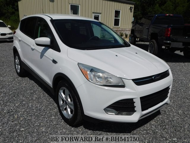 Used 2015 FORD ESCAPE BH541750 for Sale