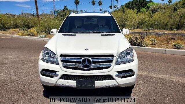 Used 2012 MERCEDES-BENZ GL-CLASS BH541774 for Sale